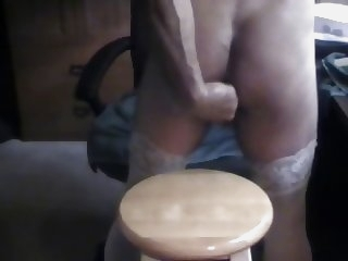 shaved big cock cumming