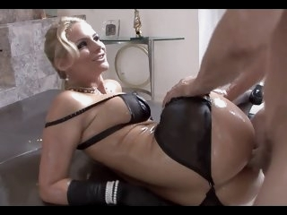 P.M Oiled Up Anal Fuck Whore