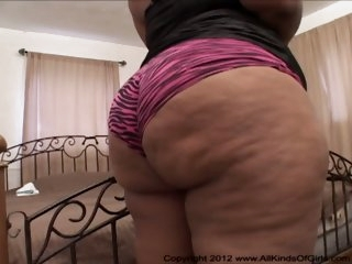 Awesome Big Butt Mature..