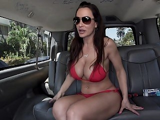 Amazing Lisa Ann is on our..