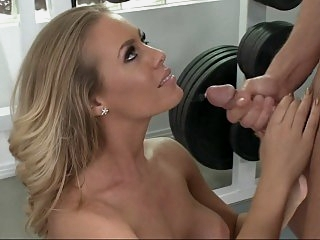 Spin Class Ass, by Wicked...