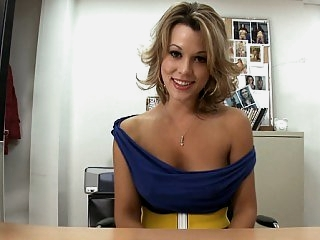 Cute flirty MILF Ashley Coda..