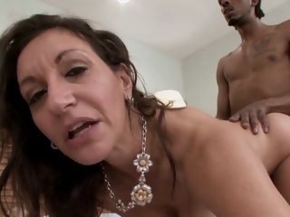 Demented Horny White GILF..