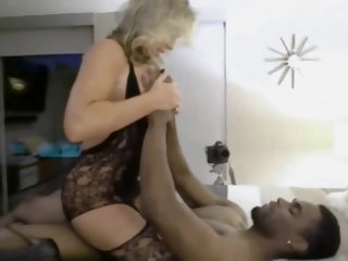 Busty Wife Fucks Young BBC