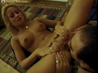 Vintage foursome anal party.