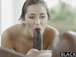 BLACKED Dani Daniels FIRST..