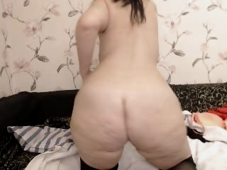 curvy big ass milf in..