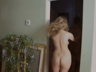 Blonde white wife cheats on..