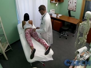 Czech Patients bad back..