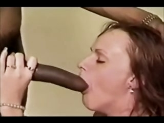 Amateur interracial cumshots..