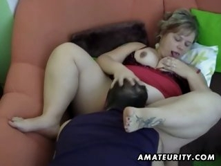 Chubby amateur wife homemade..