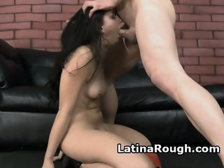 Latina Amateur Getting..