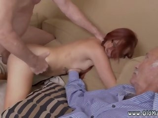 Teen party threesome and..